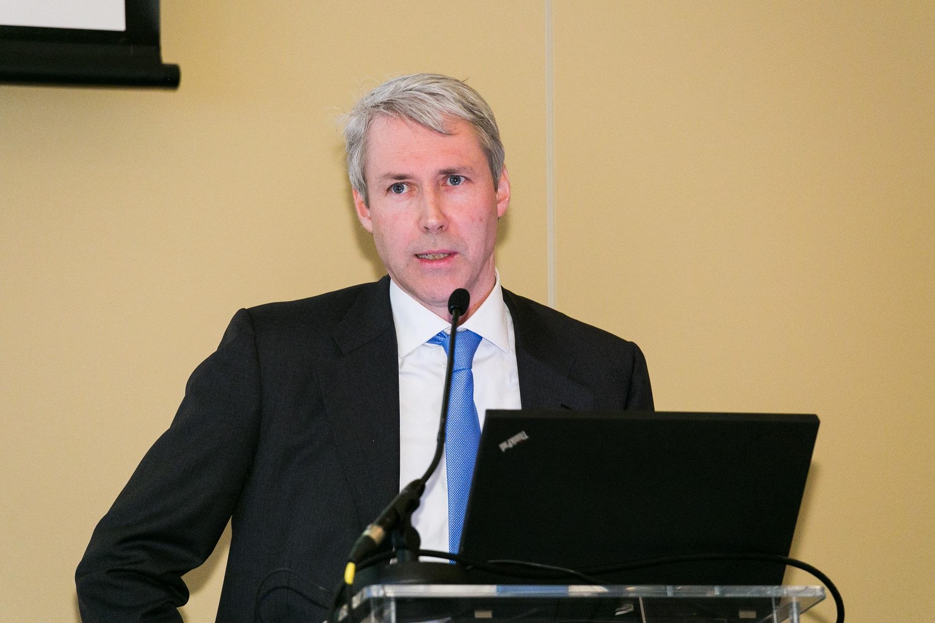 Referent Matthias Öhler